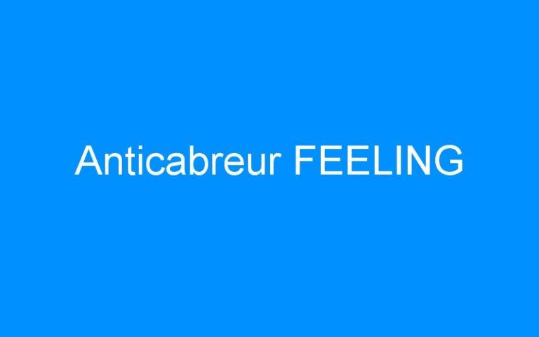 Anticabreur FEELING