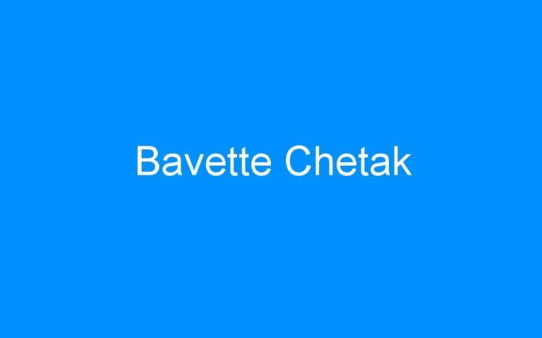 Bavette Chetak