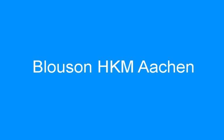 Blouson HKM Aachen