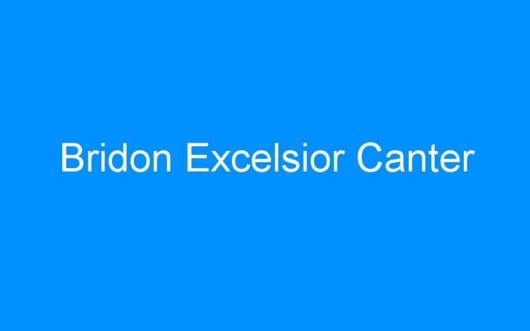 Bridon Excelsior Canter
