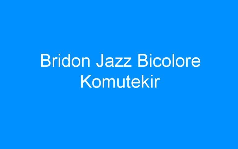 Bridon Jazz Bicolore Komutekir