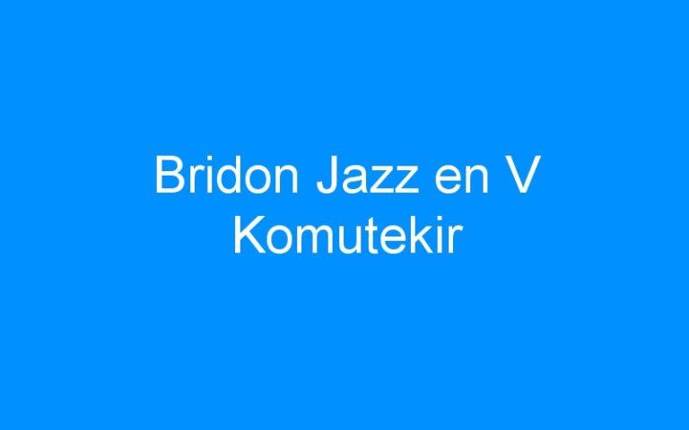 Bridon Jazz en V Komutekir