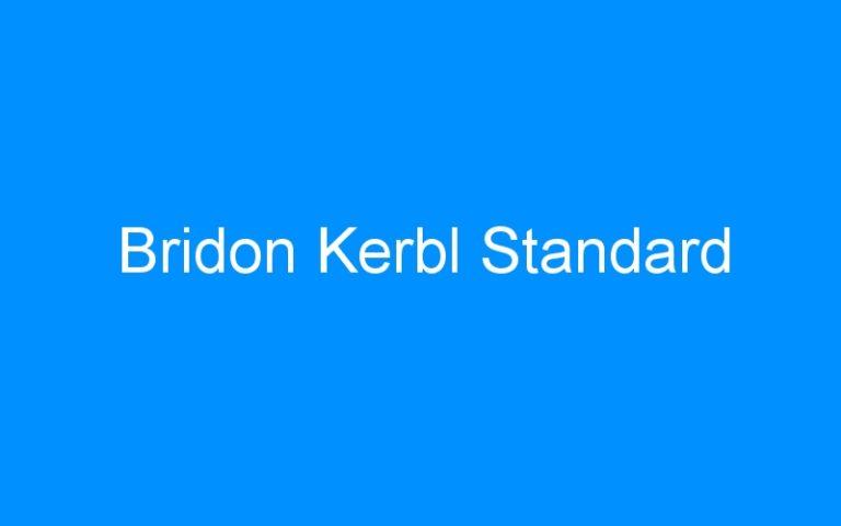 Bridon Kerbl Standard