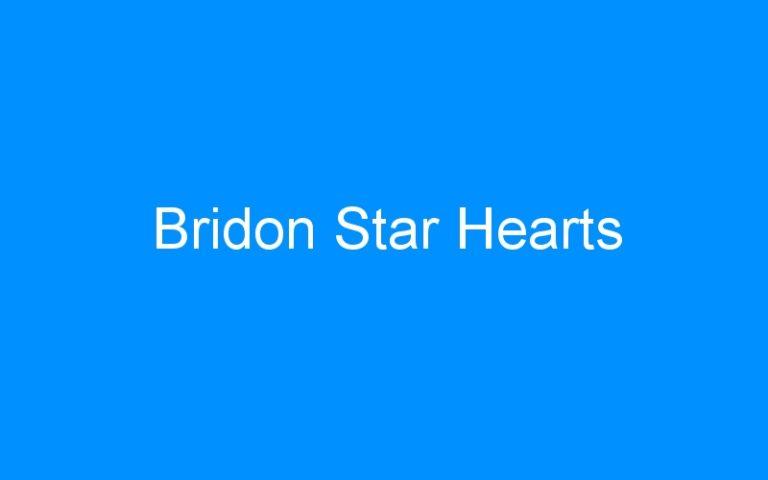 Bridon Star Hearts