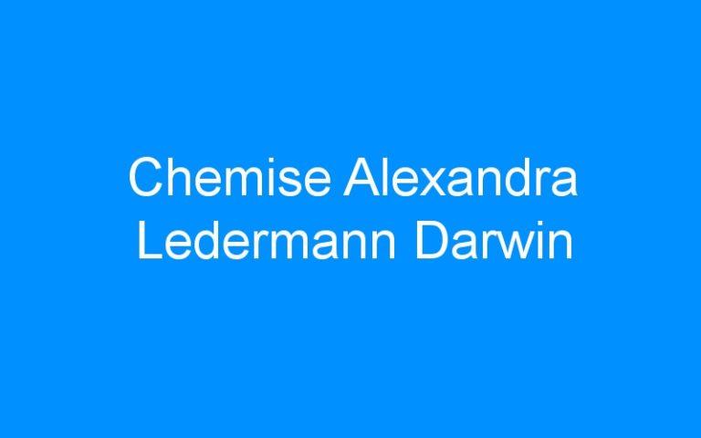 Chemise Alexandra Ledermann Darwin