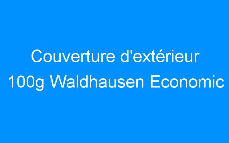 Couverture d'extérieur 100g Waldhausen Economic