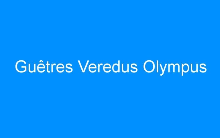 Guêtres Veredus Olympus