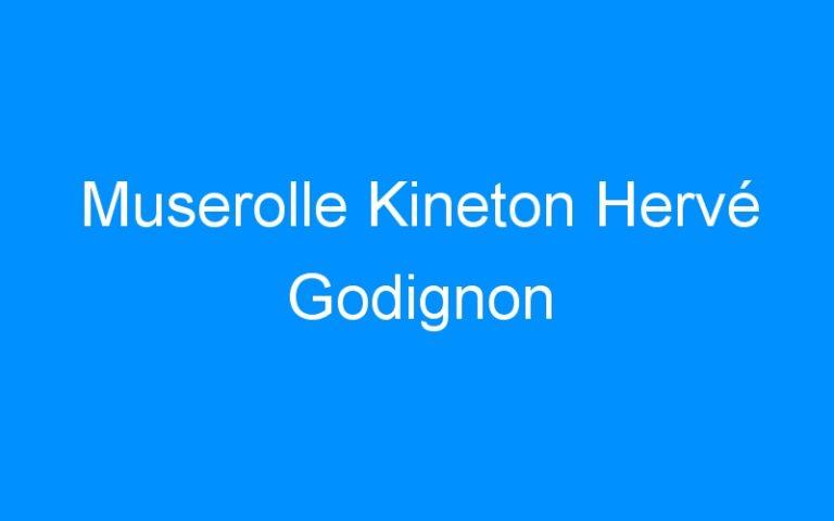 Muserolle Kineton Hervé Godignon