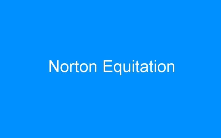 Norton Equitation