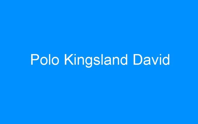 Polo Kingsland David