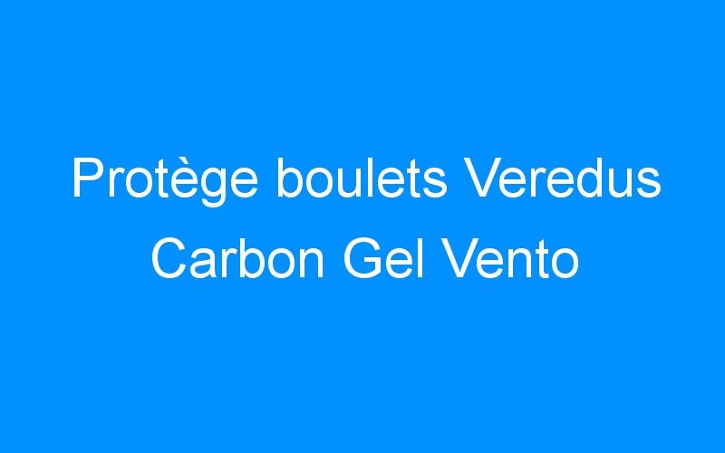 Protège boulets Veredus Carbon Gel Vento