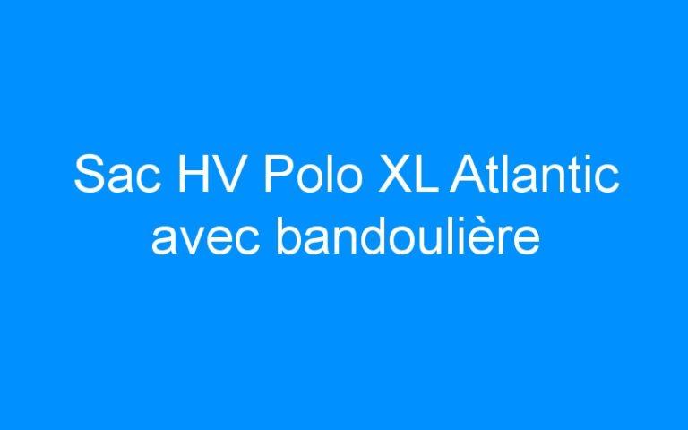 Sac HV Polo XL Atlantic avec bandoulière