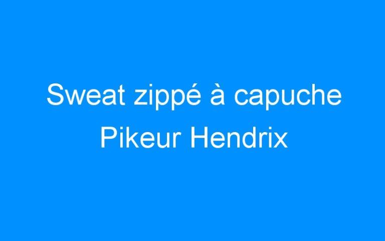Sweat zippé à capuche Pikeur Hendrix