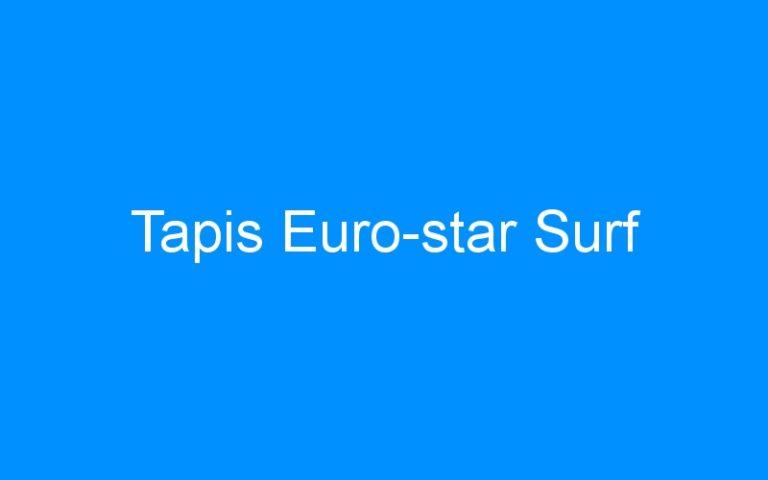 Tapis Euro-star Surf