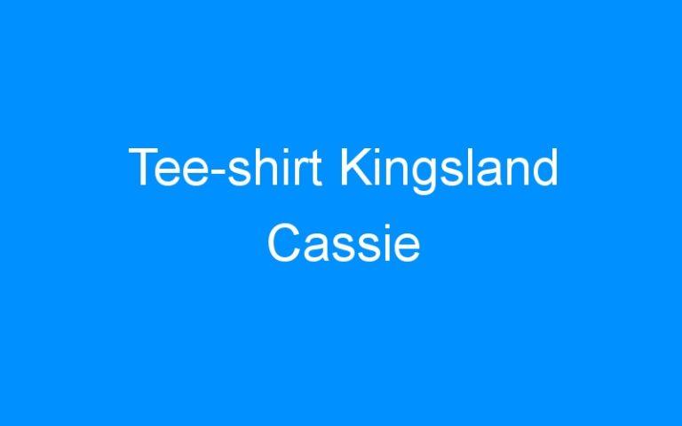 Tee-shirt Kingsland Cassie