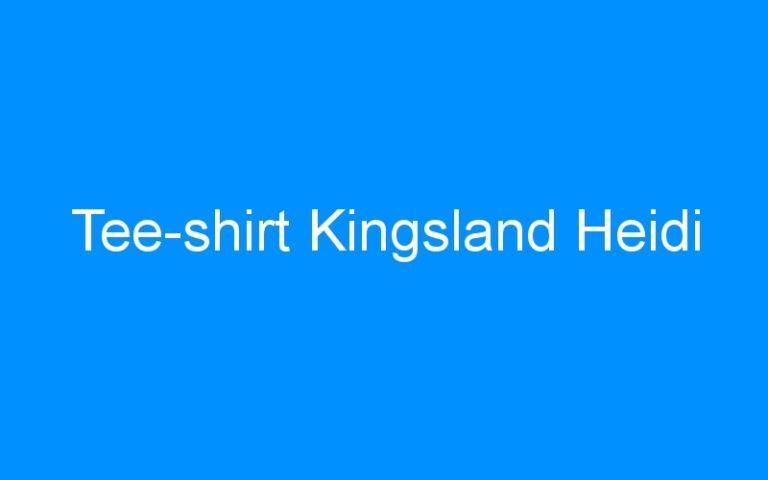 Tee-shirt Kingsland Heidi