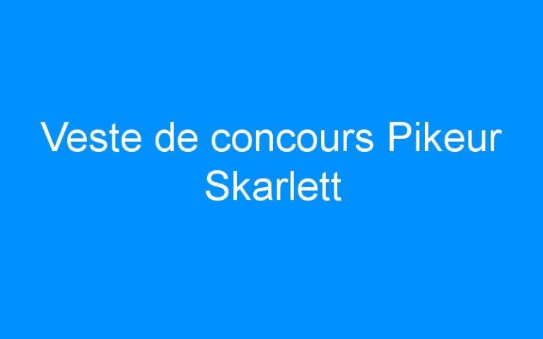 Veste de concours Pikeur Skarlett
