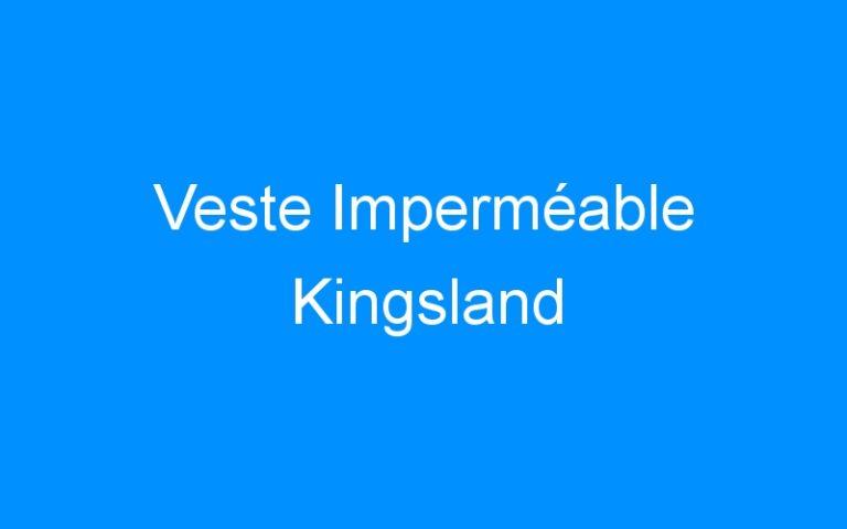 Veste Imperméable Kingsland