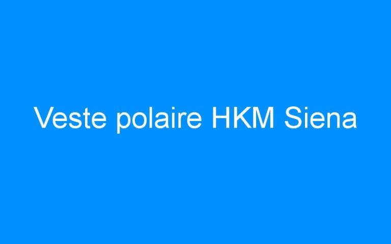 Veste polaire HKM Siena